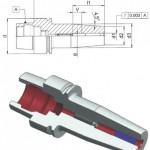HSK40E Frettage Standard