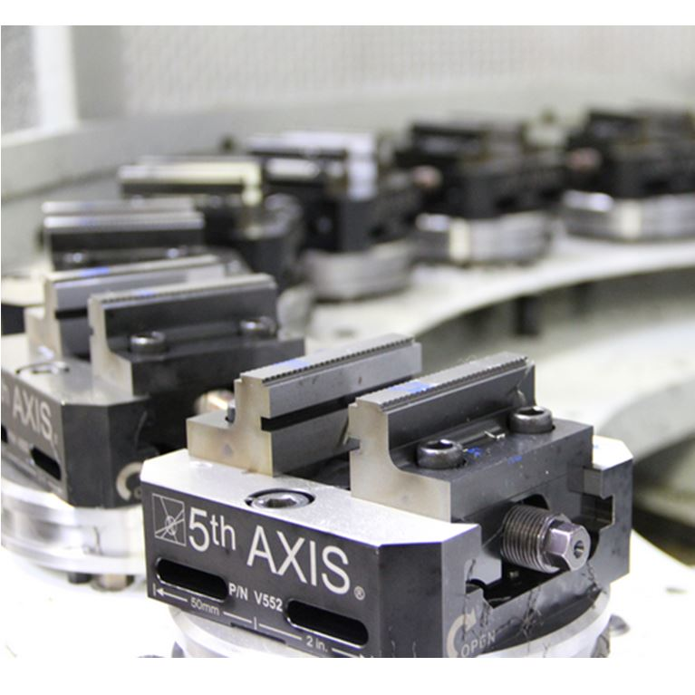 5 Axis End