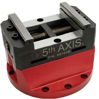 5 Axis support VP610M_V6105M